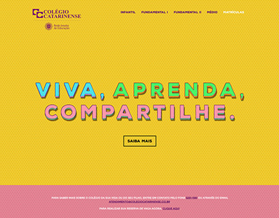 Viva o Catarinense - Hotsite