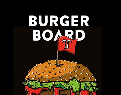 Burger board
