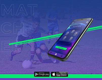 Matcher - Mobile App