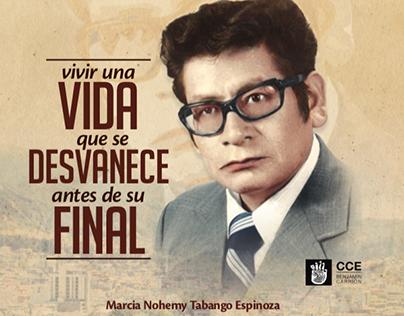 Libro José Jacinto Tabango