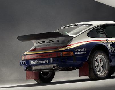 Rothman's Singer/Porsche