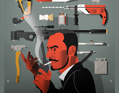 The Contract killer - Illustrated story