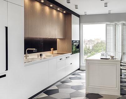 Glam Kitchen