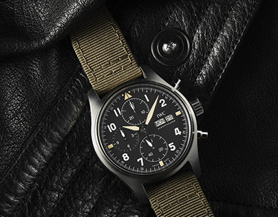 IWC watches social campaign