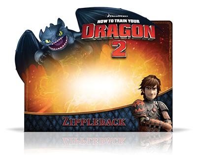 Dragon 2 Packaging