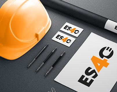 Logo Motion Graphics for ES4O