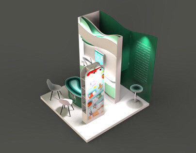 Brand Activation Booth Design