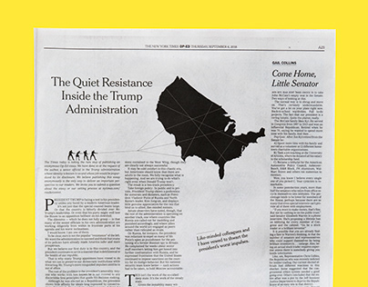 The New York Times Magazine - Op-Ed