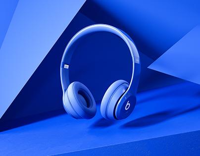 Beats By Dre / CG Product Shots