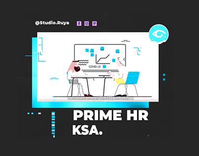 Prime Hr Motion Design Explainer Video