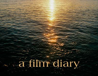 a film diary
