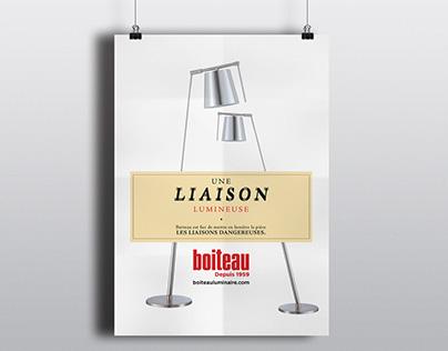 Boiteau / Branding