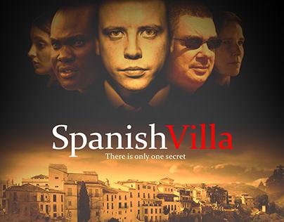Poster Film l Spanish Villa