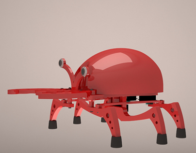 3D BQ Crab