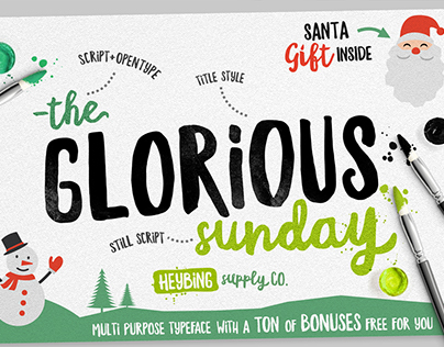 Glorious Sunday - Released!