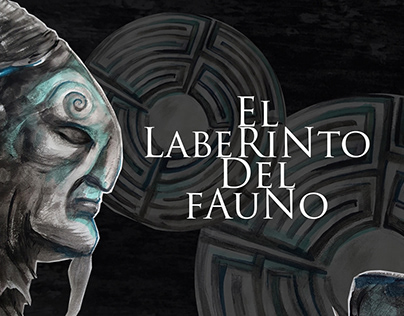 Pan's Labyrinth Title Sequence Animation
