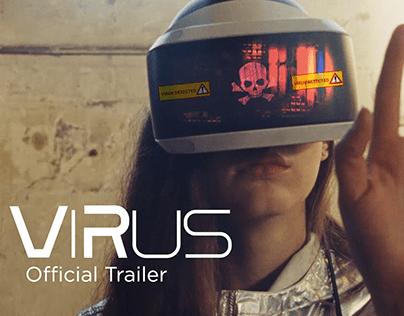 ViRus Official Movie Trailer (FilmSupply Edit Fest)