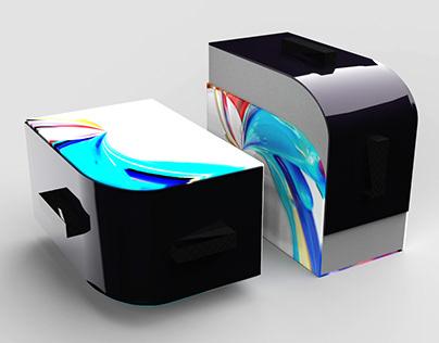 Packaging of pendant Light