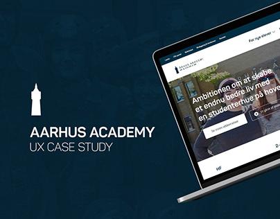 Aarhus Academy—UX Case Study