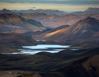 #3 Colors of Iceland. Mountains & Water