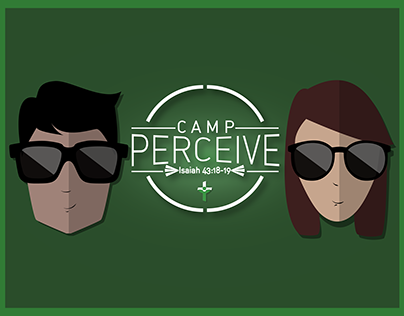 Camp Perceive Graphics Set