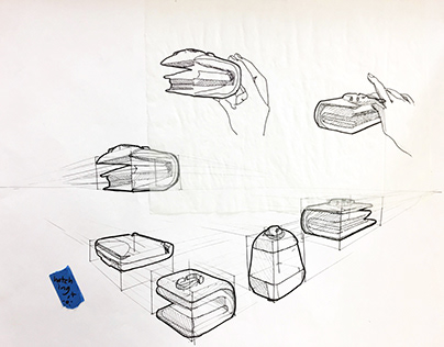 Quick Perspective Sketches
