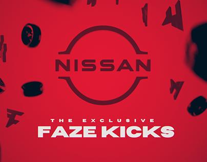 Nissan X FaZe Clan - #FAZE5 Nissan Kicks Car Animation
