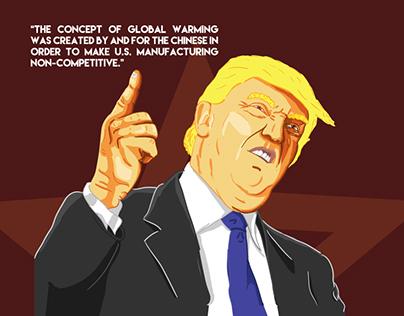 Trump vs Global Warming