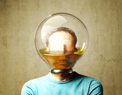 Self with a Bulb