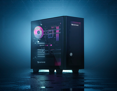 iBuyPower | A Better Way to Cool