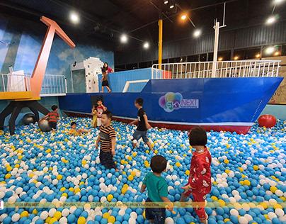 Khu vui chơi chủ đề phong cảnh Việt Nam