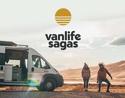 Vanlife Sagas | Branding