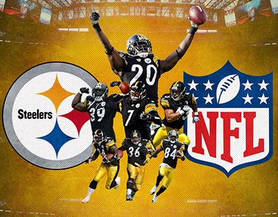 Pittsburgh Steelers (Flyer)