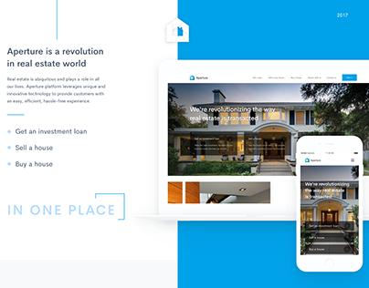 Aperture revolutionizing the real estate world