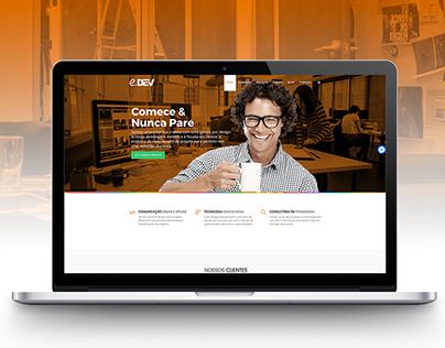 e.Dev Solutions – A Solução em Design e Tecnologia