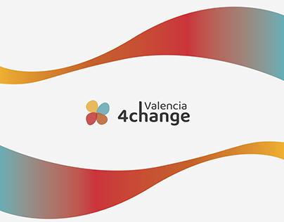 Valencia 4CHANGE - Brand / Web / App