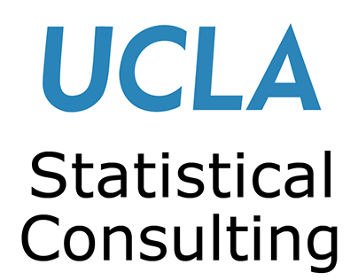 UCLA Statistical Consulting Logos