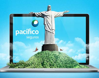 Pacífico Seguros - Viaja seguro, viaja pacífico.