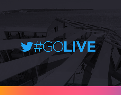 Social Visual Displays For Twitter @Cannes Lions