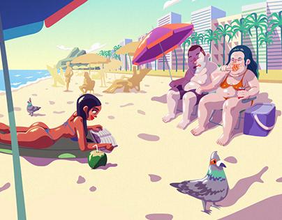 360º Brazilian Beach
