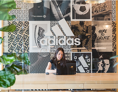 Adidas Chicago Showroom