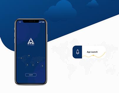 ITC Mobile App UI