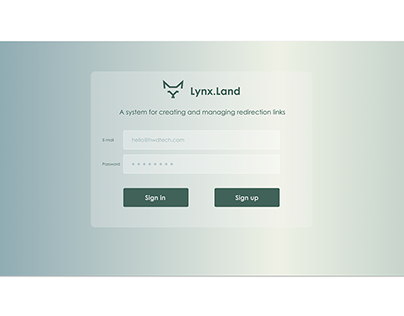 Links redirection system redesign