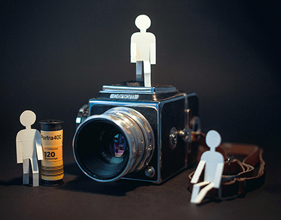 PAPER FILM HISTORY (Stop-Motion)