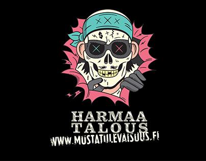 Harmaa talous – musta tulevaisuus, The Finnish Police