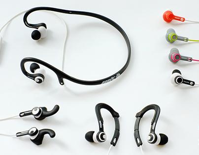ActionFit - Sports Headphones
