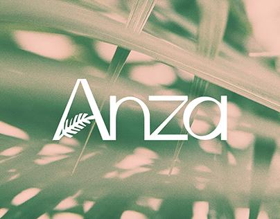 Visual Branding for Anza