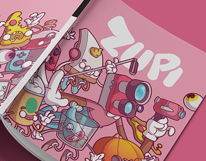 Zupi 63 Cover