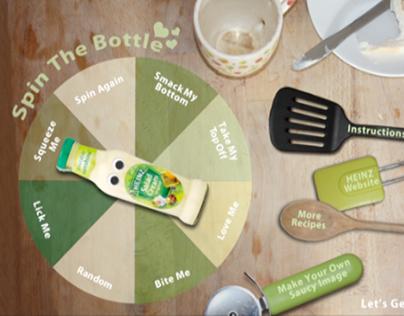 YCN 2012 - Heinz Salad Cream