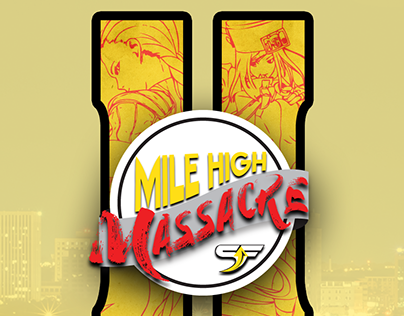 Mile High Massacre 2 badge